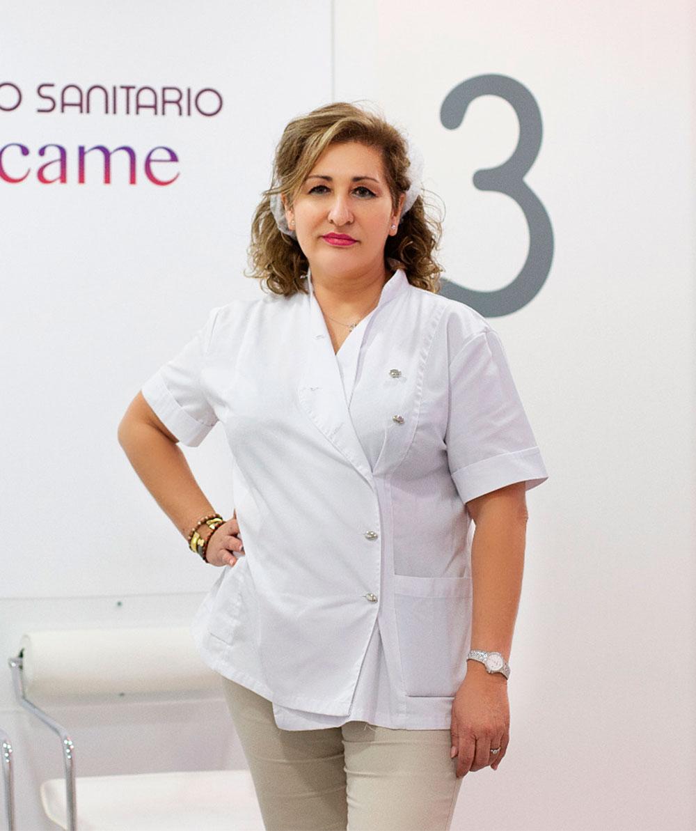 Carmen del Mar Martínez Jiménez